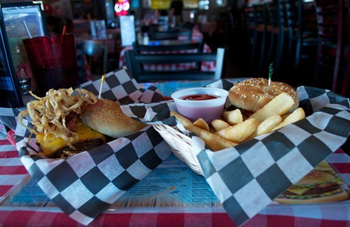 Huey's has been winning Best Burger in Best of Memphis since 1994, as well as Best Lunch since 2005.
