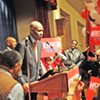 """""""I am Back,"""" Says Herenton at Kick-Off, Forecasting a Congressional Win"""