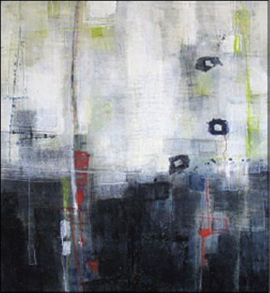 Icy Depths 2 by Mary Long-Postal, at Perry Nicole