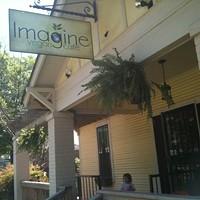 Imagine Vegan Cafe's New Home