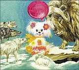 In Jan Hankins' Yak with Fifi, Fifi is oblivious to the dangers that surround her.