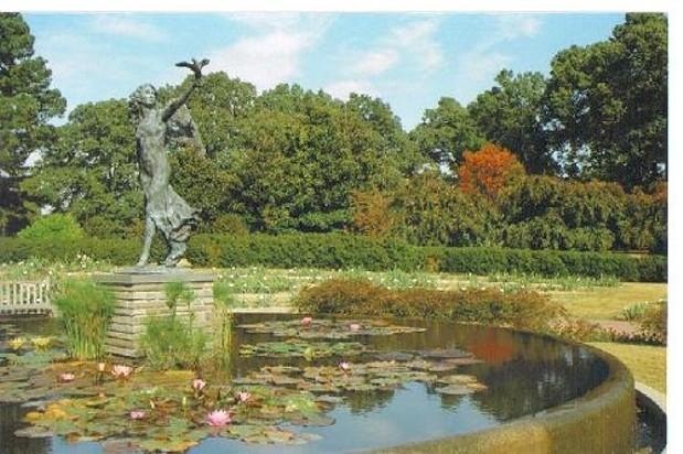 Incognito At The Memphis Botanic Garden Exhibit M