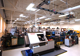Inside shot at Big River Engineering and Manufacturing