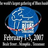 International Blues Challenge Opens on Beale Street