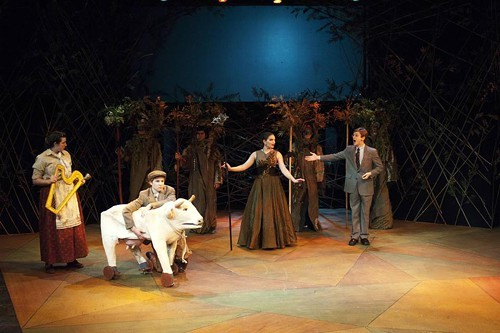 Into the Woods at Rhodes
