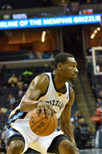 Is Tony Allen going to step right back into his old role when he returns from injury?