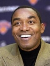 Isaiah Thomas, Knicks coach