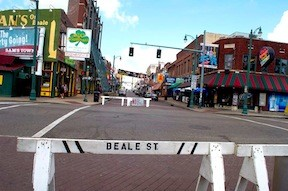 It is perfectly legal to carry an open container of alcohol on Beale Street.