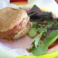It's Alive!: Live Burger at Balewa's Vegan Gourmet