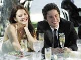 Jacinda Barrett and Zach Braff in The Last Kiss