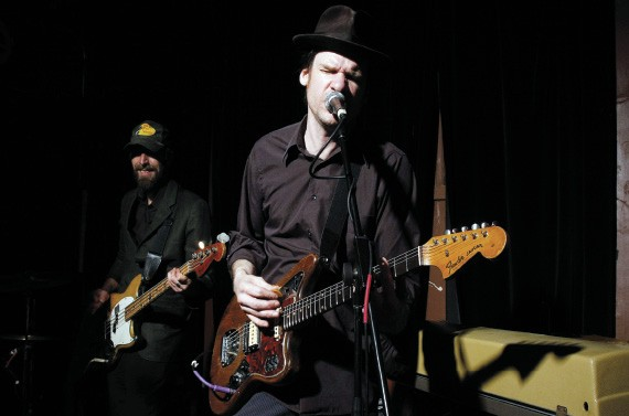 Jack Yarber, of Jack O & the Tennessee Tearjerkers