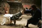 Jackie Chan and Jet Li in The Forbidden Kingdom