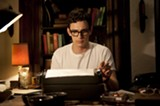 James Franco as Allen Ginsburg in Howl.