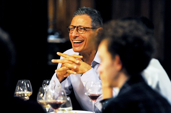 Jeff Goldblum in Le Week-End