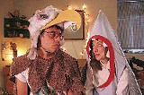 Jemaine Clement, Loren Horsely in Eagle vs. Shark