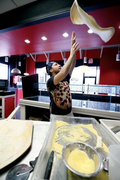 Jeremy Denno of Rock 'n' Dough Pizza Co.