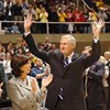 Is Jerry West Leaving the Griz?