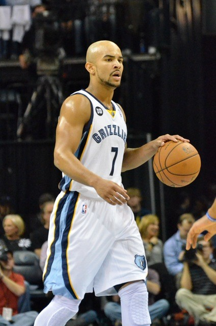 Jerryd Bayless has rebounded from his pre-season shooting struggles.