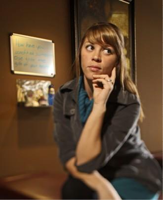 Jessamyn Bradley - JUSTIN FOX BURKS