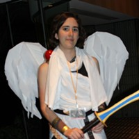 MidSouthCon 32 Jessica Sohns as Pit from the video game Kid Icarus. Lisa Elaine Babb