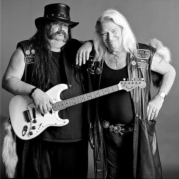 Jim Dandy and Rickie Lee - WARD BOULT