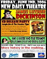 Jim Dickinson's New CD