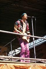 STORMARN | DREAMSTIME.COM - Jimi Hendrix