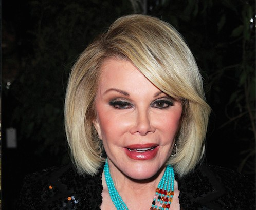 Joan Rivers - SBUKLEY | DREAMSTIME.COM