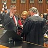 Joe Ford's On the Case as County Mayor