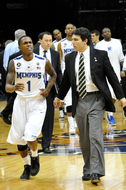 Joe Jackson and Josh Pastner