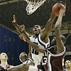 Memphis Tops Aggies, 65-64 to Move to Elite Eight