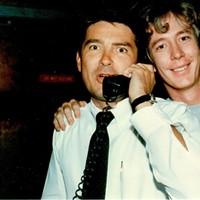John Fry and John Hampton.