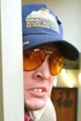 John Pickle as Russell Hawker