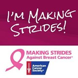 Join us and Make Strides Against Breast Cancer!