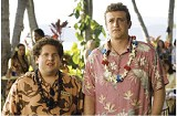 Jonah Hill and Jason Segel in Forgetting Sarah Marshall