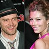 Justin Timberlake and Jessica Biel Are In Love. Hot Biel on Beale Action To Ensue.