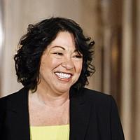 Justice Sonya Sotomayor