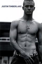 Justin Timberlake's sexyfront.