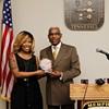 K. Michelle Gets Ambassador Award
