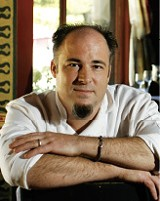 Kevin Rains, chef and owner of Roustica