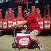 Frank's RedHot Bus Tour at BBQ Fest