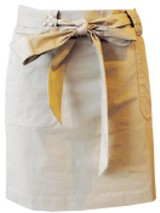 Khaki skirt from Isabella