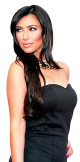LAURENCE AGRON   DREAMSTIME.COM - Kim Kardashian
