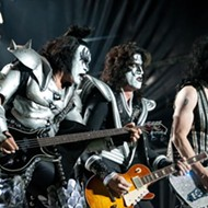 The Grizzlies' Fab Four ... as KISS