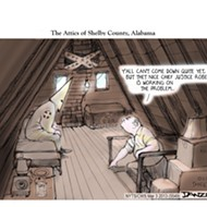 KKK in the Attic?