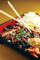 JUSTIN FOX BURKS - Korean Barbecue