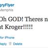 Kroger Tweeting