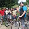 Bike Lanes Welcomed at Rhodes Meeting