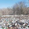 Lake of Trash