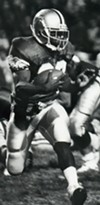 Larry Porter during his playing days